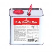 Duty Graffiti Max. Средство для удаления граффити широкого дейст