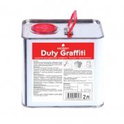 Duty Graffiti. Средство для удаления граффити