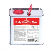 Duty Graffiti Max. Средство для удаления граффити широкого дейст