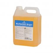 Multipower Bright. Средство для мытья полов с полимерными покрытиями